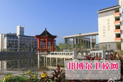 广东初中读完可以读卫校吗