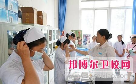陕西2020年女生学卫校好吗