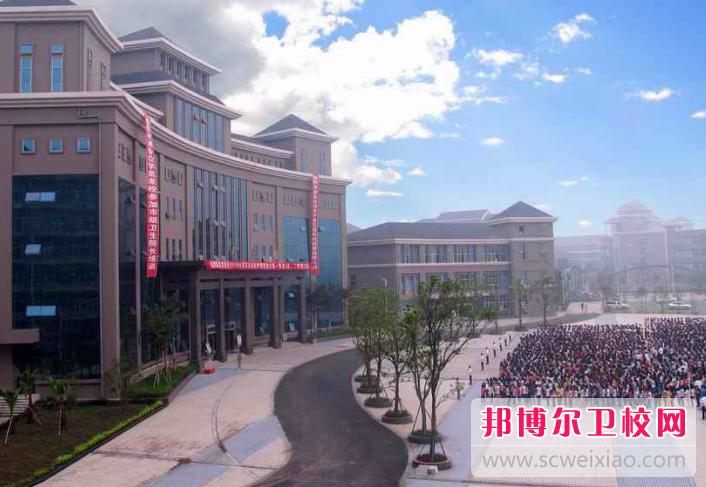 重庆2021年有哪些卫校最好就业