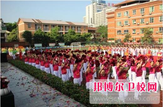 重庆2020年沙坪坝区卫校中专学校排名