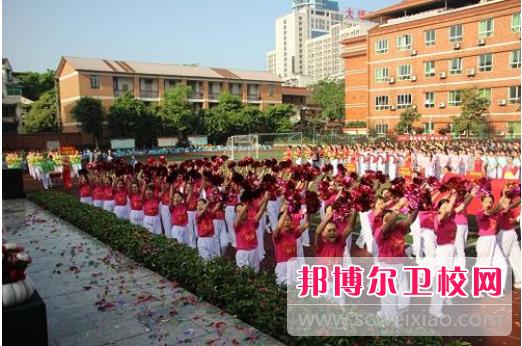 重庆沙坪区2020年较好的卫校