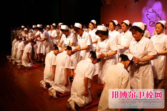 重庆沙坪坝区2022年初中生上卫校好吗