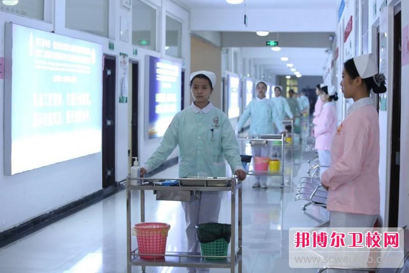 重庆沙坪坝区2021年什么卫校有前途