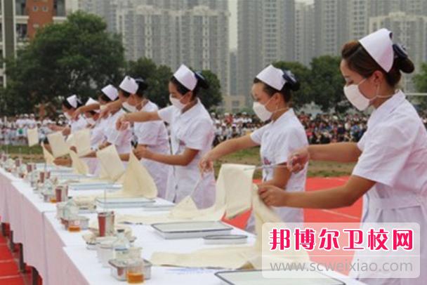 南昌2020年女生学卫校有前途吗
