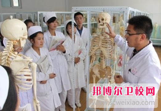 南昌2020年初中生学卫校怎样