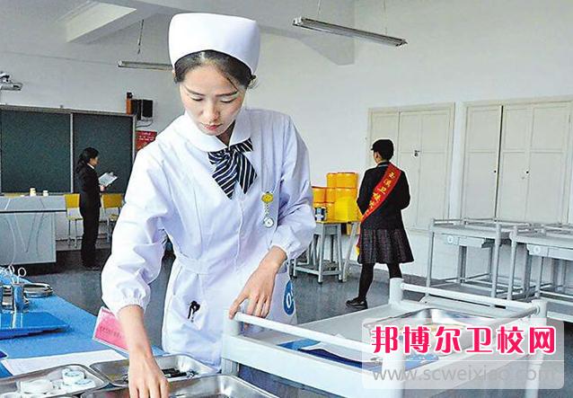 惠州2021年中专有卫校专业吗
