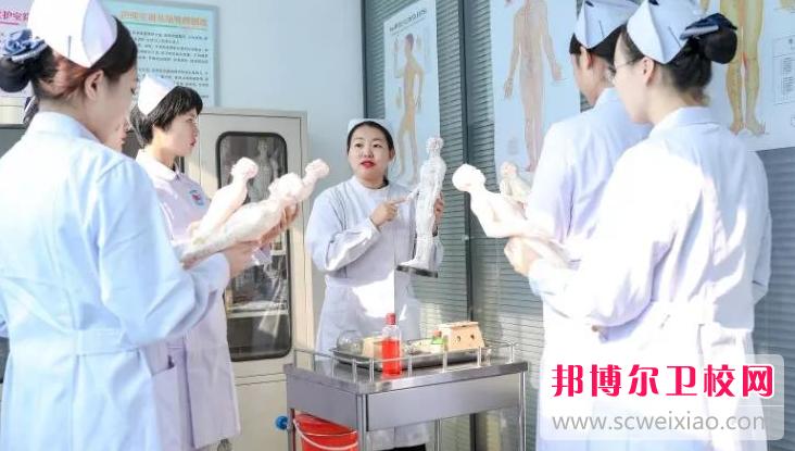 惠州2021年初中生读什么卫校好