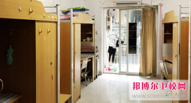 上海医药高等专科学校2021年宿舍条件