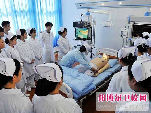 青海卫生职业技术学院2021年排名