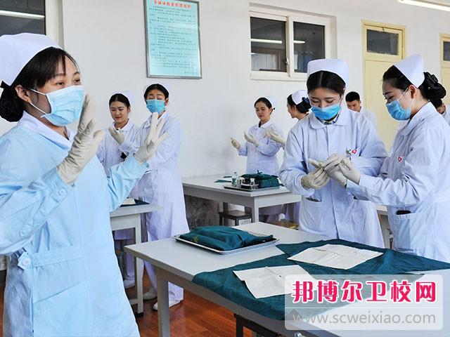 乌兰察布医学高等专科学校2021年排名