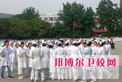 咸阳市卫生学校2021年有哪些专业