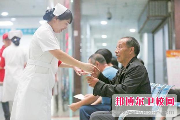 惠州2021年卫校什么专业适合女生