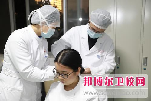 惠州2021年女生学什么卫校好