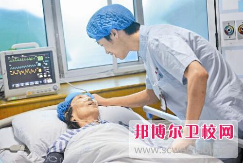 惠州2021年男生上什么卫校比较好