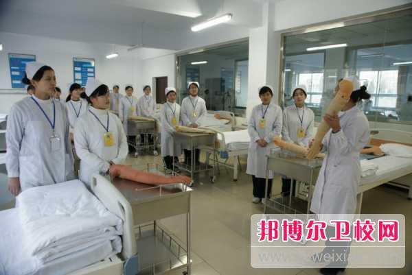 广西2021年中专卫校考大专