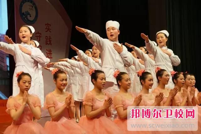 惠州2021年男生读什么卫校好