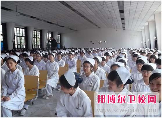 惠州2021年女生读什么卫校好