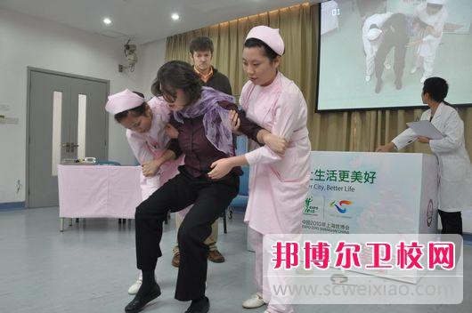 惠州2021年哪个卫校比较好就业