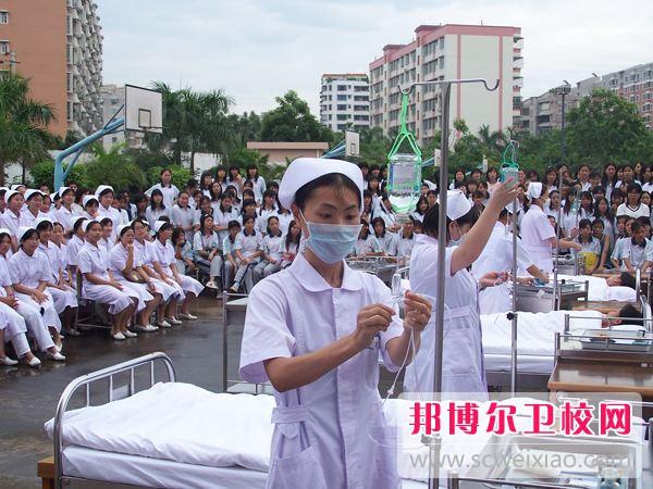 惠州2021年有哪些卫校招生