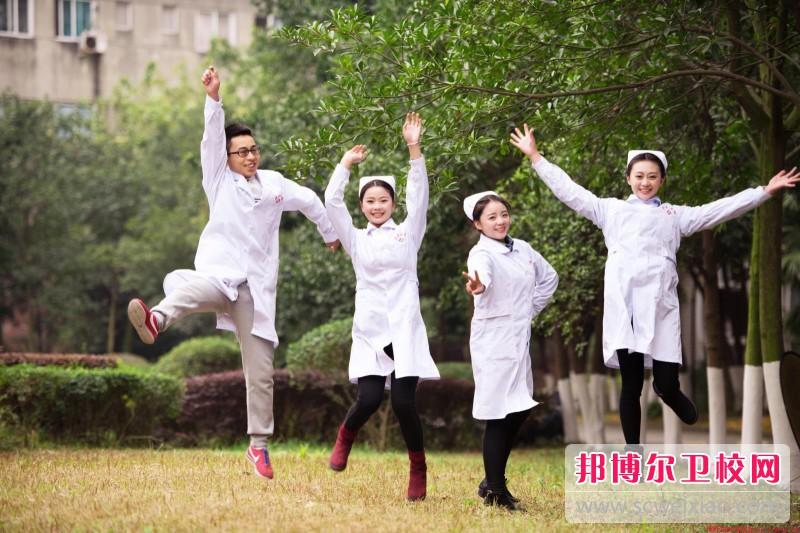 广东2021年有哪些卫校好