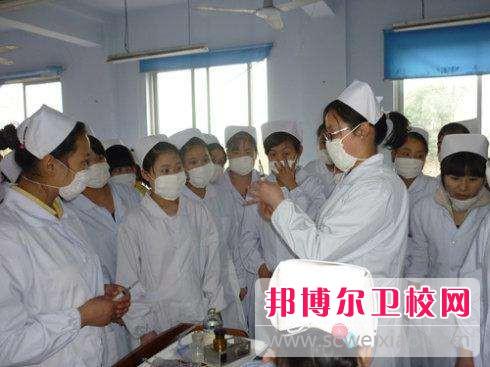 惠州2021年读什么卫校有前途