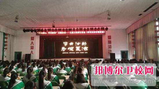 惠州2021年卫校哪些好
