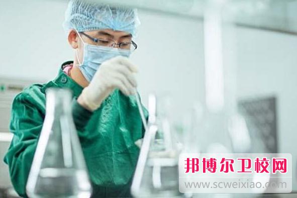 重庆沙坪坝区2022年中专卫校专业课程