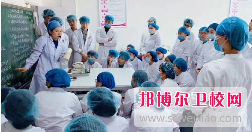 甘肃2021年护理学校较好的大专学校