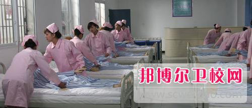甘肃2021年初中生学护理怎么样