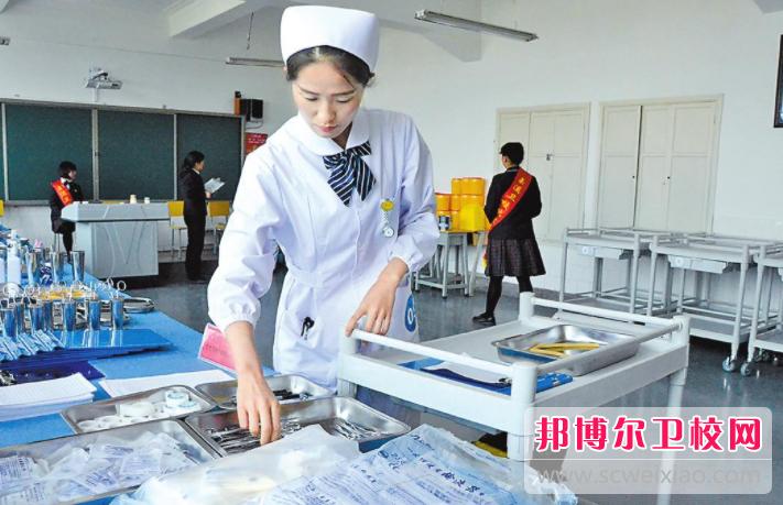 重庆沙坪坝区2022年中专卫校有哪些专业